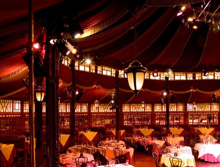 Teatro ZinZanni's Circus Tent