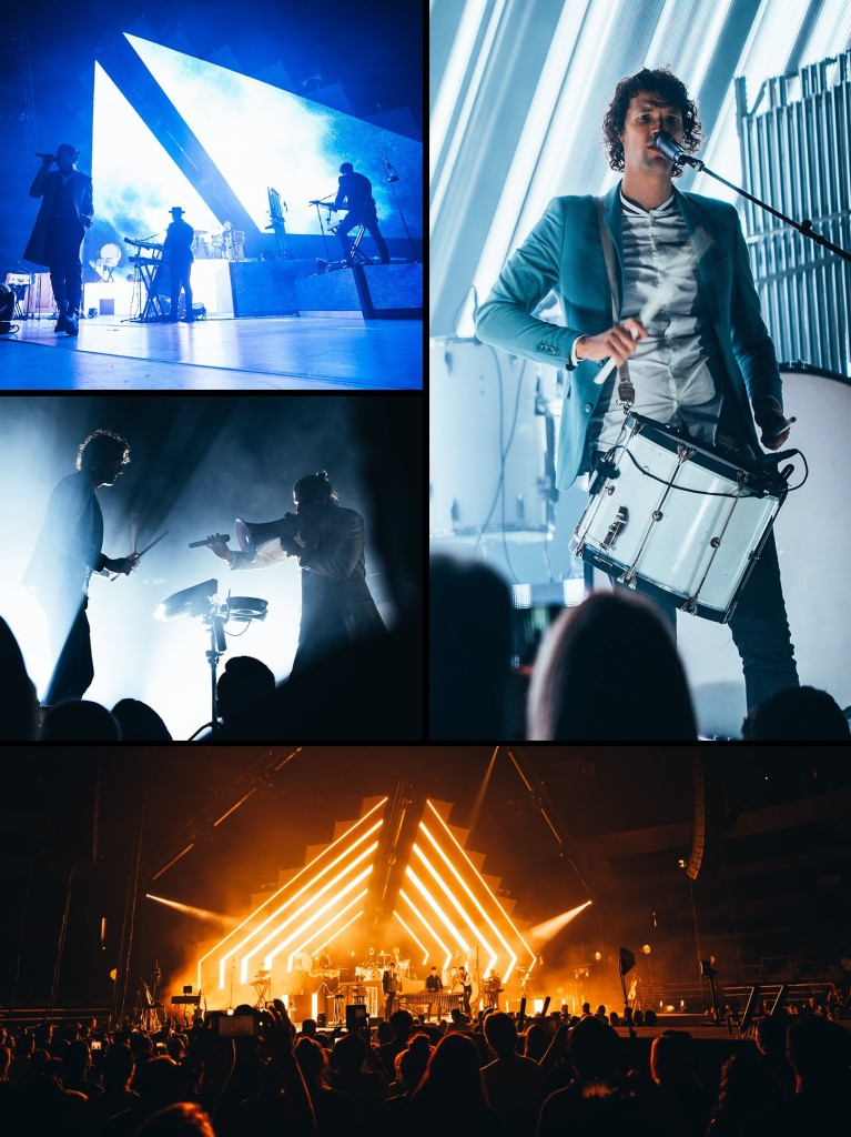 For King & Country's Burn the Ships World Tour.