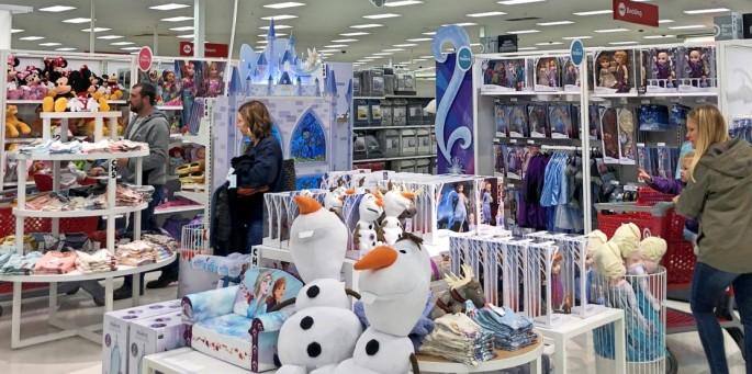 Target Disney Store Lake Stevens Washington